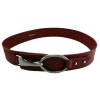 Damen Ledergürtel breiter Fashiongürtel Cintura 950-9980