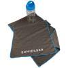 Cool-Down - Handtuch, kühlendes Microfaser-Handtuch, Fb. grau, Schiesser