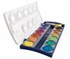 Deckfarbkasten 735K/12 Farben+Tube Deckweiß