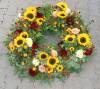 """Trauerkranz """"Letzter Gruß"""", verschiedene Größen, aus Eber`s Floristenwerkstatt"""