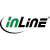 InLine® Patchkabel flach, U/FTP, Cat.6A, weiß, 2m