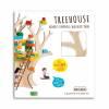 Treehouse - Set mit Bauplatten für LEGO® Steine