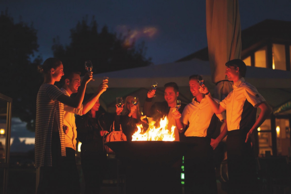 Im Freien kochen, grillen und genießen! Mit OFYR...
