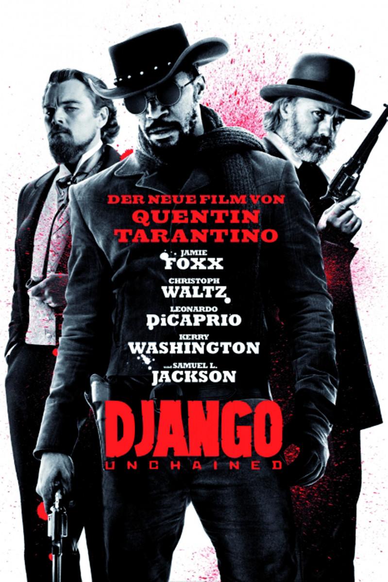 """Django Unchained"" im MEGA-MondScheinKino"