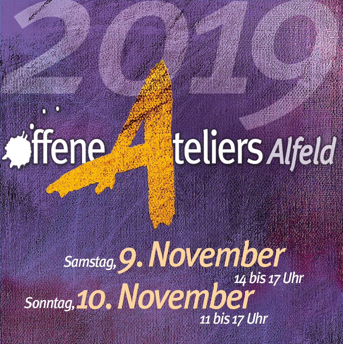 Offene Ateliers Alfeld 2019 - Fotografien
