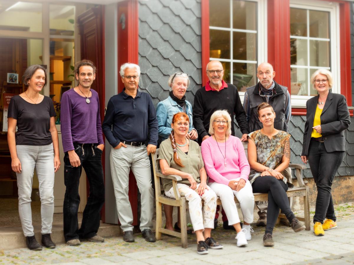 Auf den Spuren der Kunst in Alfeld