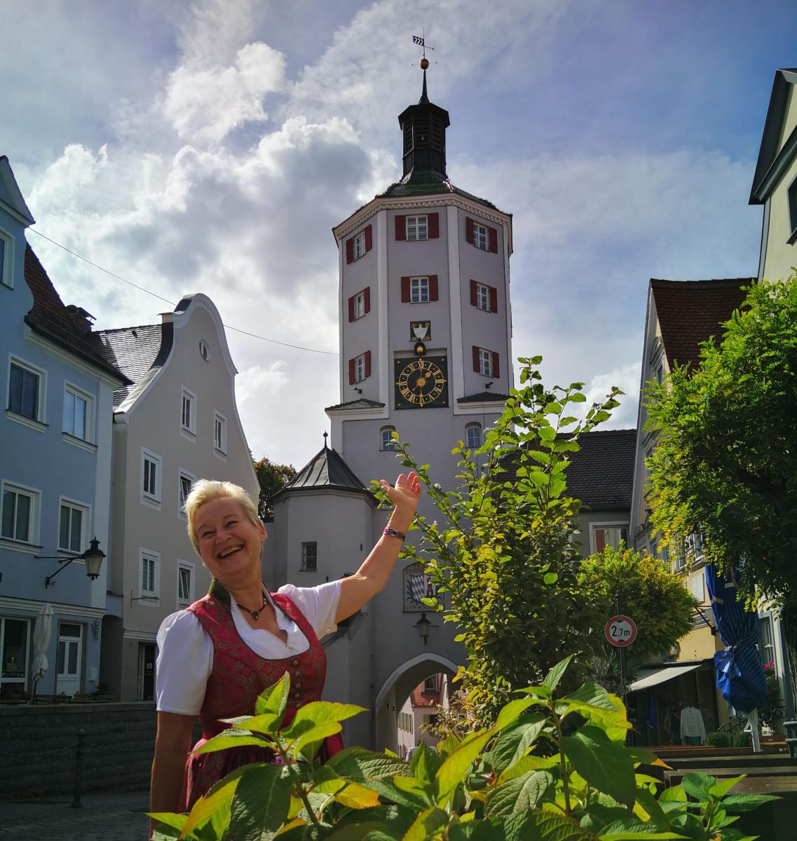 Günzburg und seine Geschichte (Stadtführung mit Paula Müller)