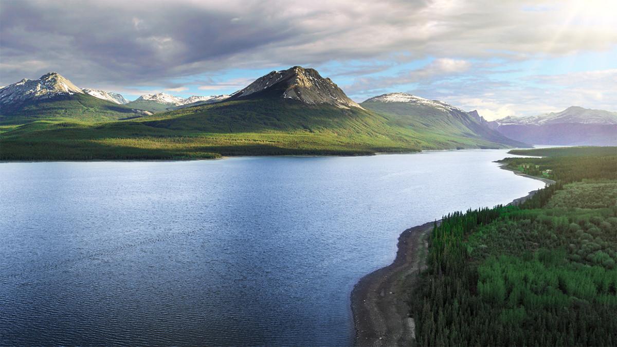 """Multivisionsshow """"Kanada und Alaska - 3000 km Wildnis und Freiheit am Yukon"""""""