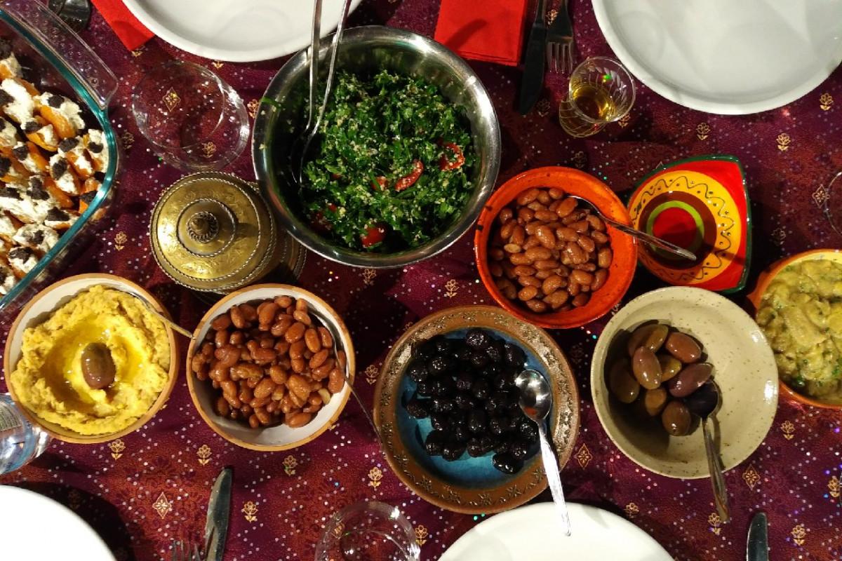 Kochworkshop gesunde indische vegetarische Küche