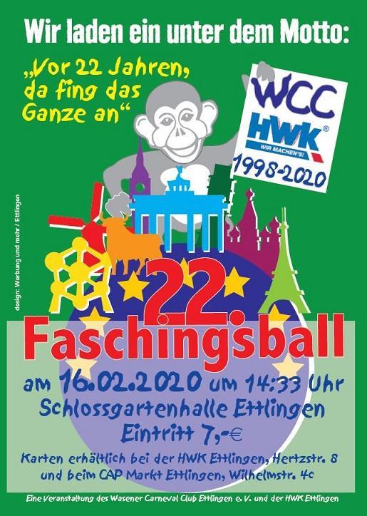 22. Faschingsball