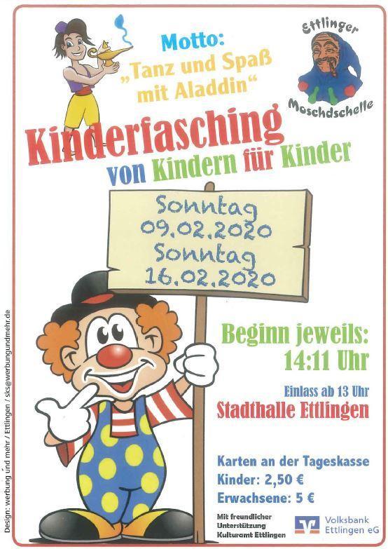 2. Großer Kinderfasching