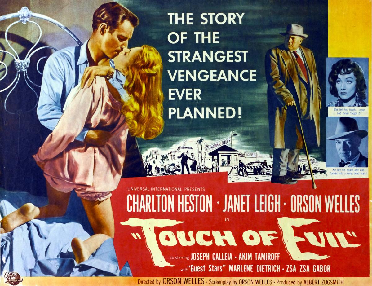 Touch of Evil (Abécédaire des plaisirs au cinéma )