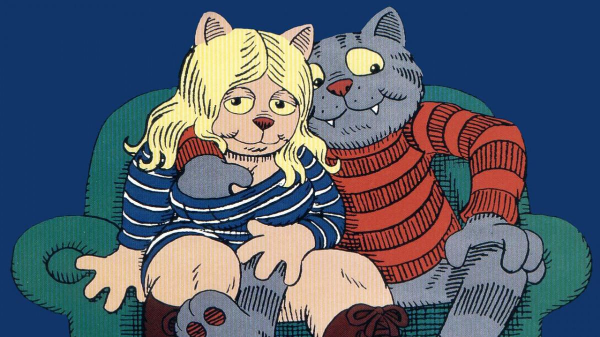 Fritz the Cat (Abécédaire des plaisirs au cinéma)