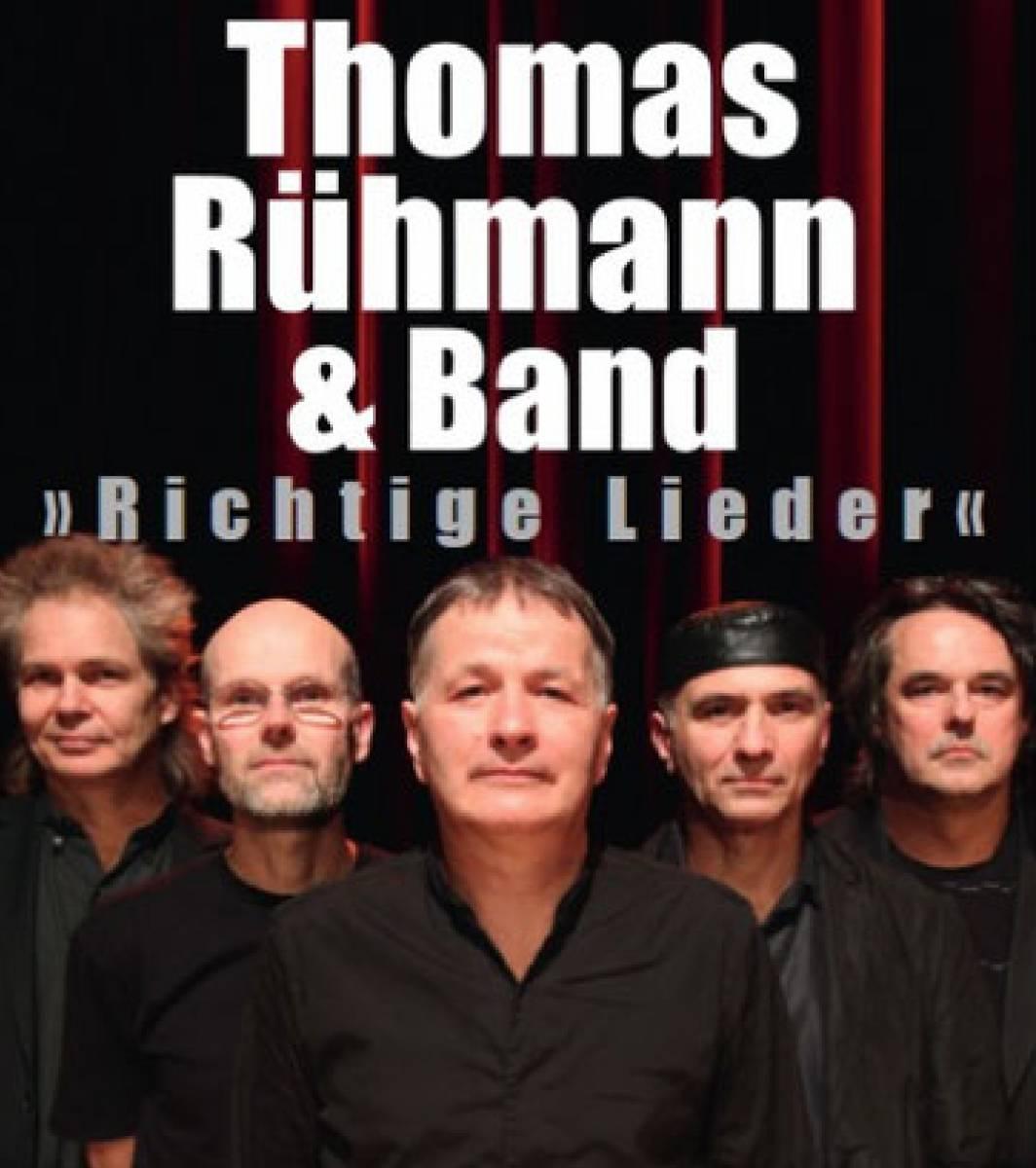 Thomas Rühmann und Band