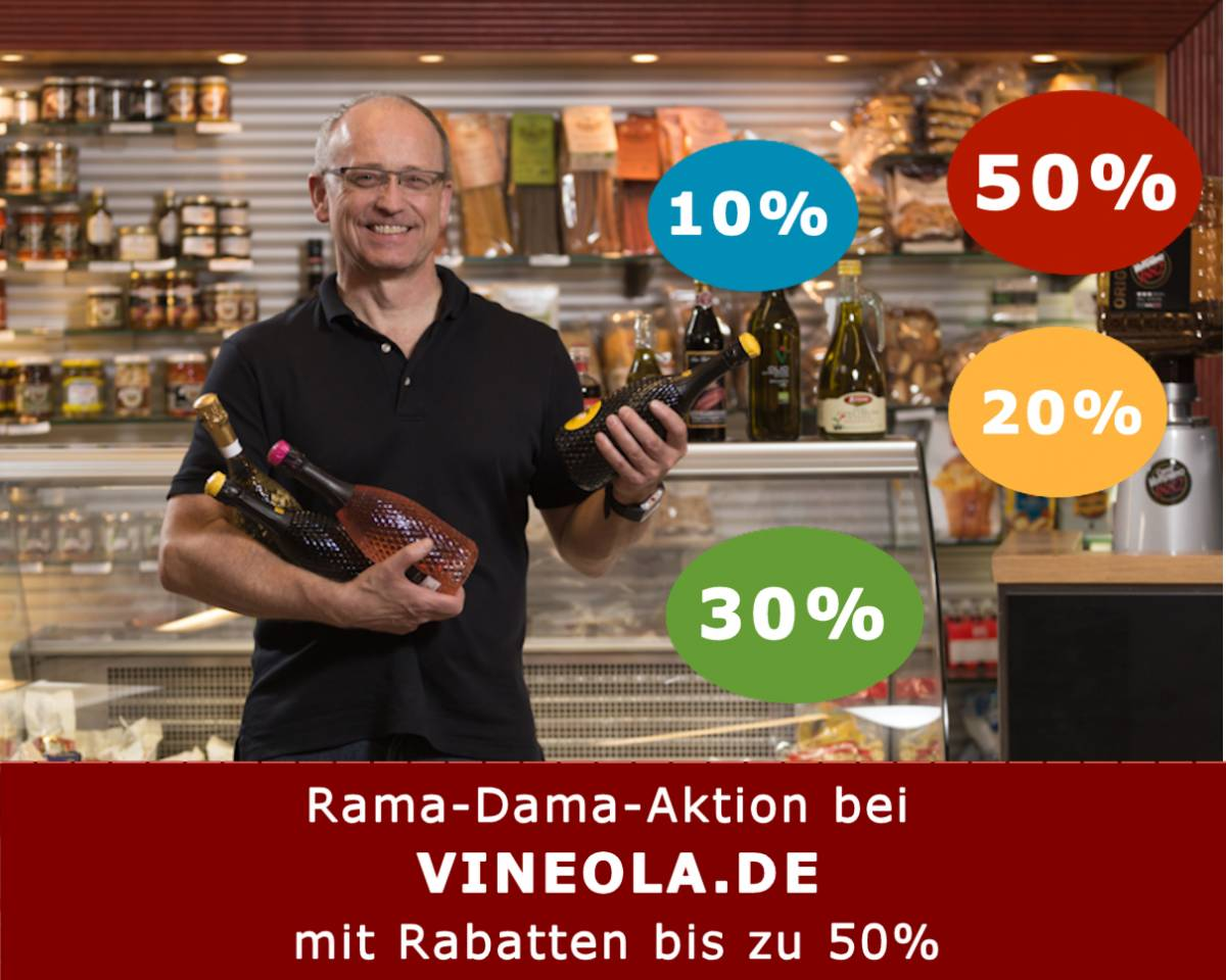 Rama-Dama-Aktion bei vineola.de