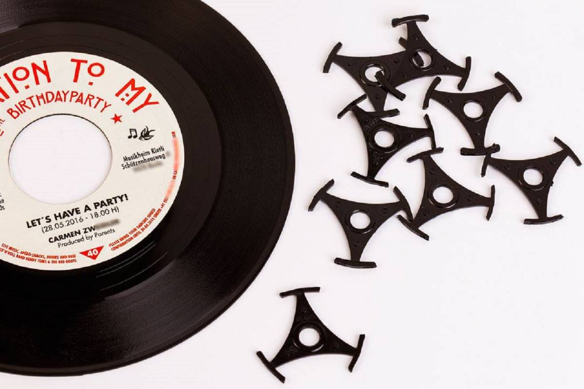 Wein & Vinyl - wir schenken ein und legen auf