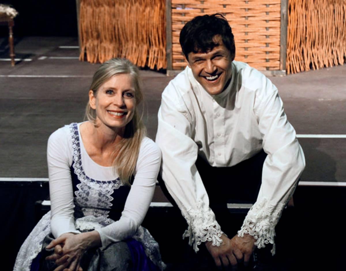 """Kindertheater """"Der Arme und der Reiche"""""""