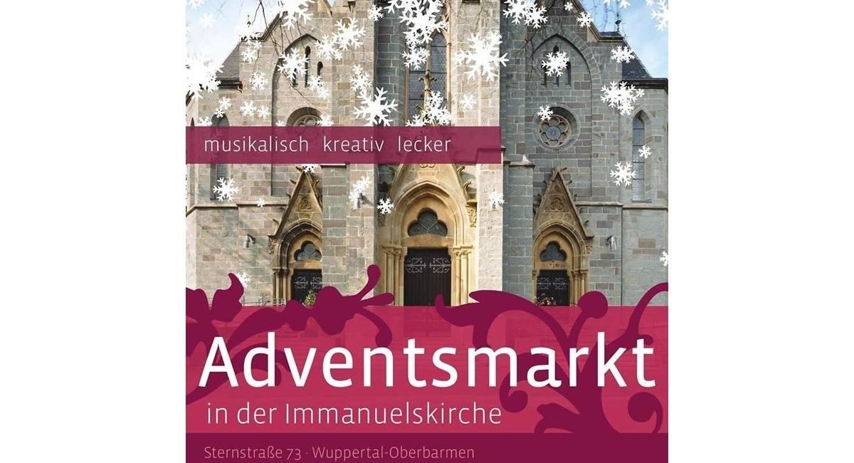 Adventsmarkt - musikalisch-kreativ-lecker