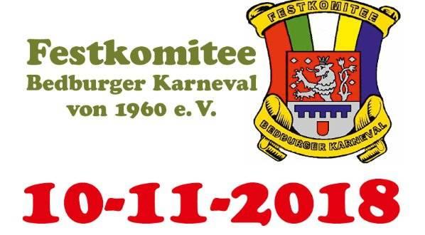 Sessionsauftakt Bedburger Karneval 2018/2019
