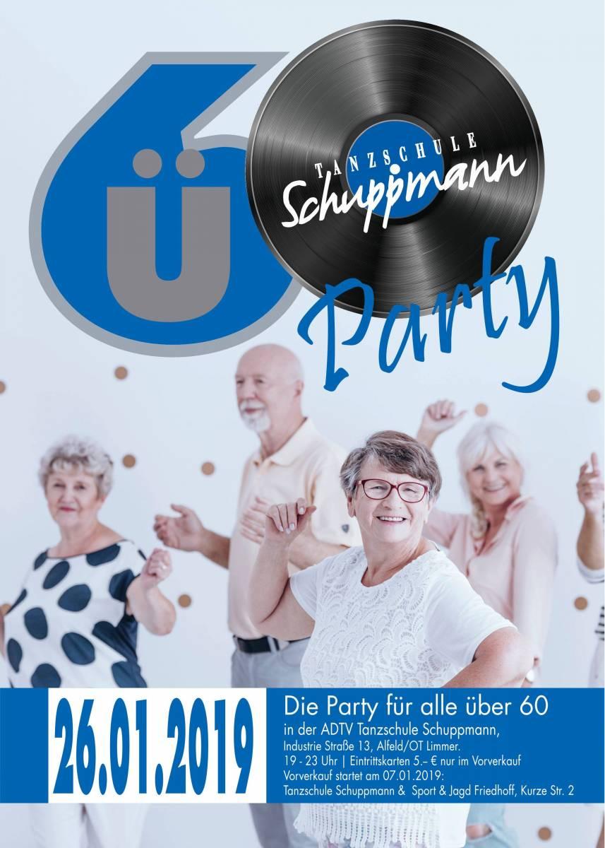 Ü 60 Party
