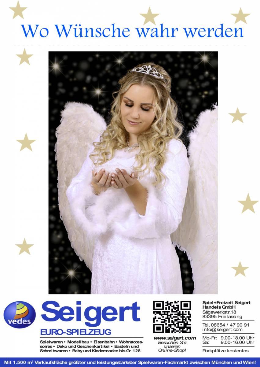 Unser Seigert-Christkindl