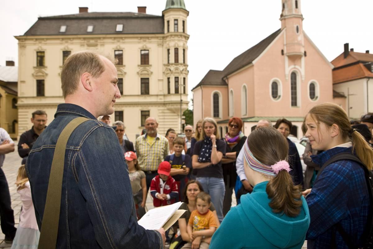Stadtführung - Pfaffenhofen Tour