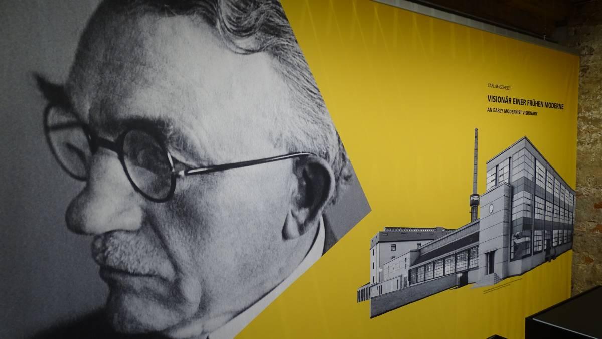 MUT - Die Provinz und das Bauhaus