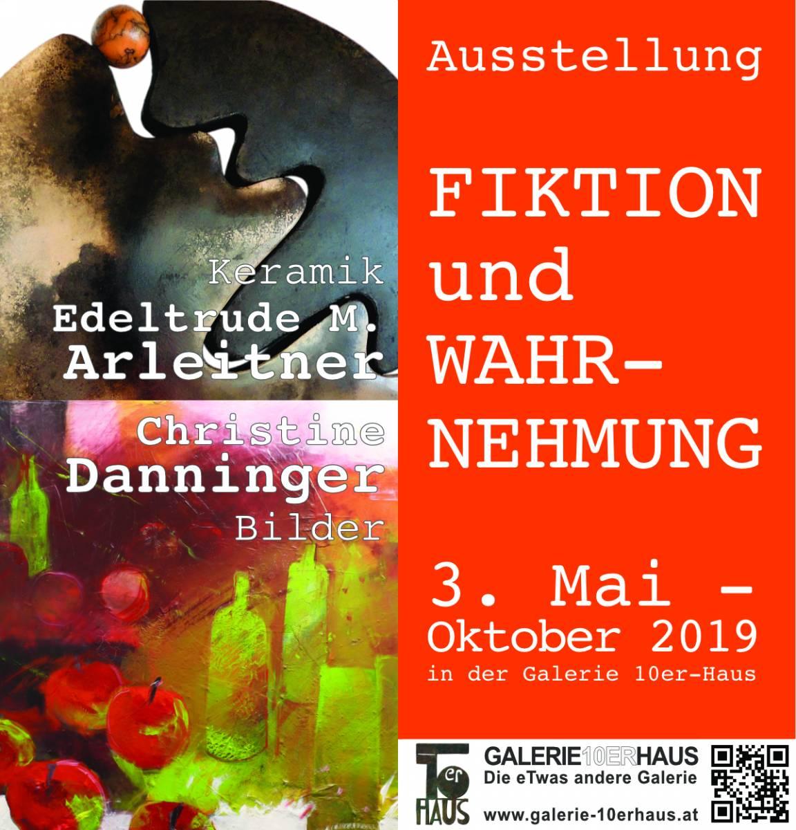 """Ausstellung """"Fiktion und Wahrnehmung"""""""