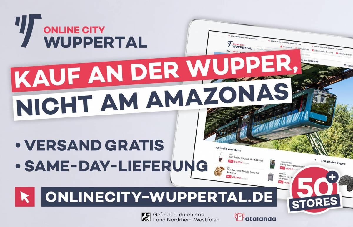Frühjahrsfest der Online City Wuppertal