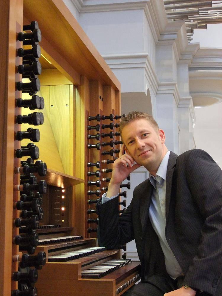 18. Ettlinger Orgelfrühling - Prof. Ruben Sturm, Dom zu Rottenburg a. N.
