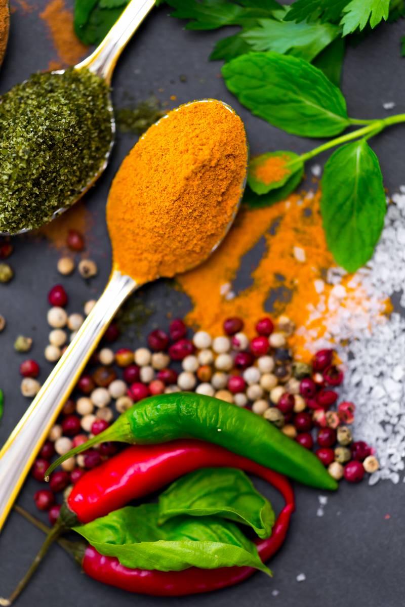 Das Curry-ABC der Indischen Küche