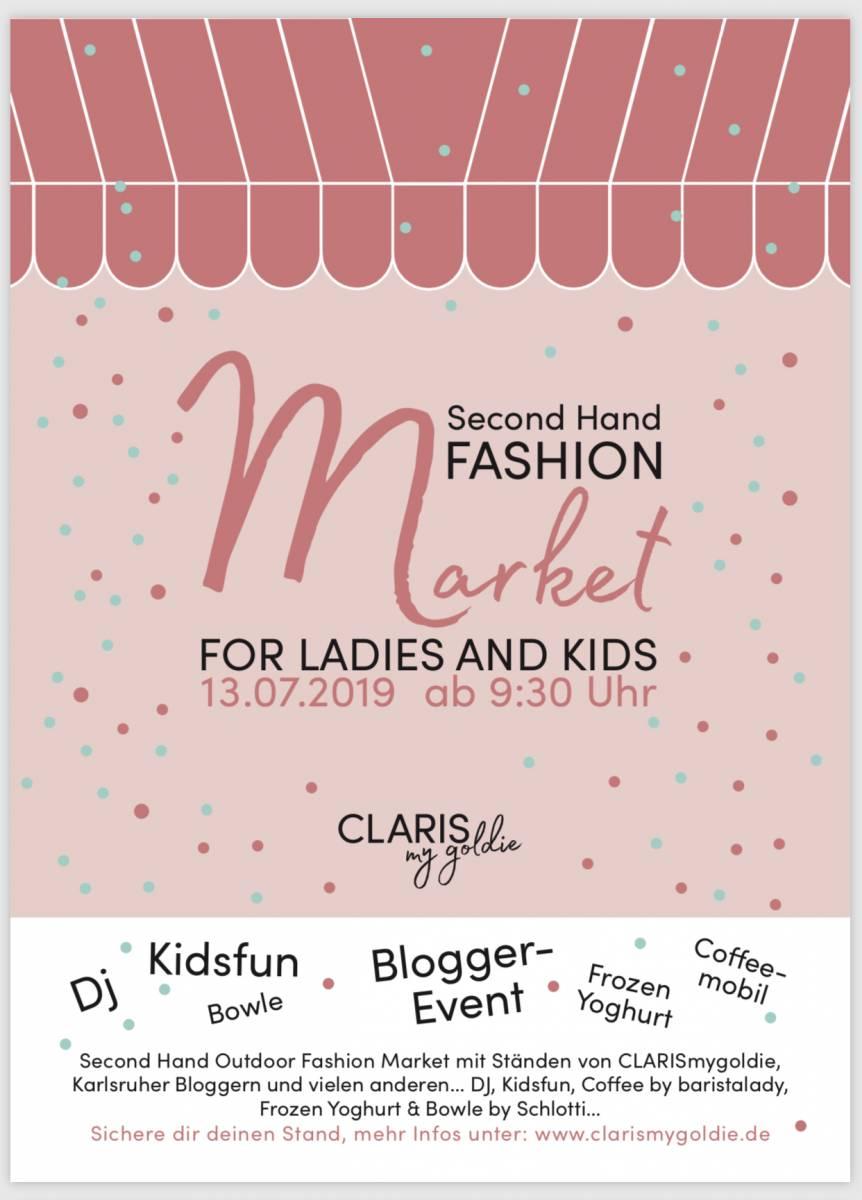Second Hand Ladies & Kids Fashionmarket