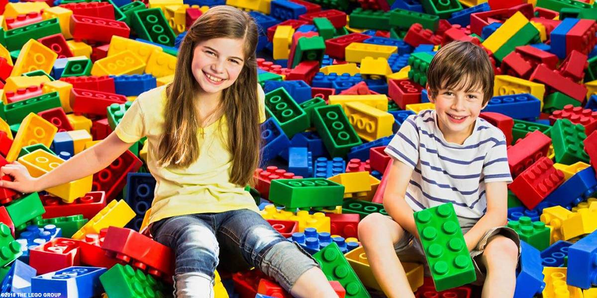 LEGOLAND  - Die große LEGO® Bauaktion