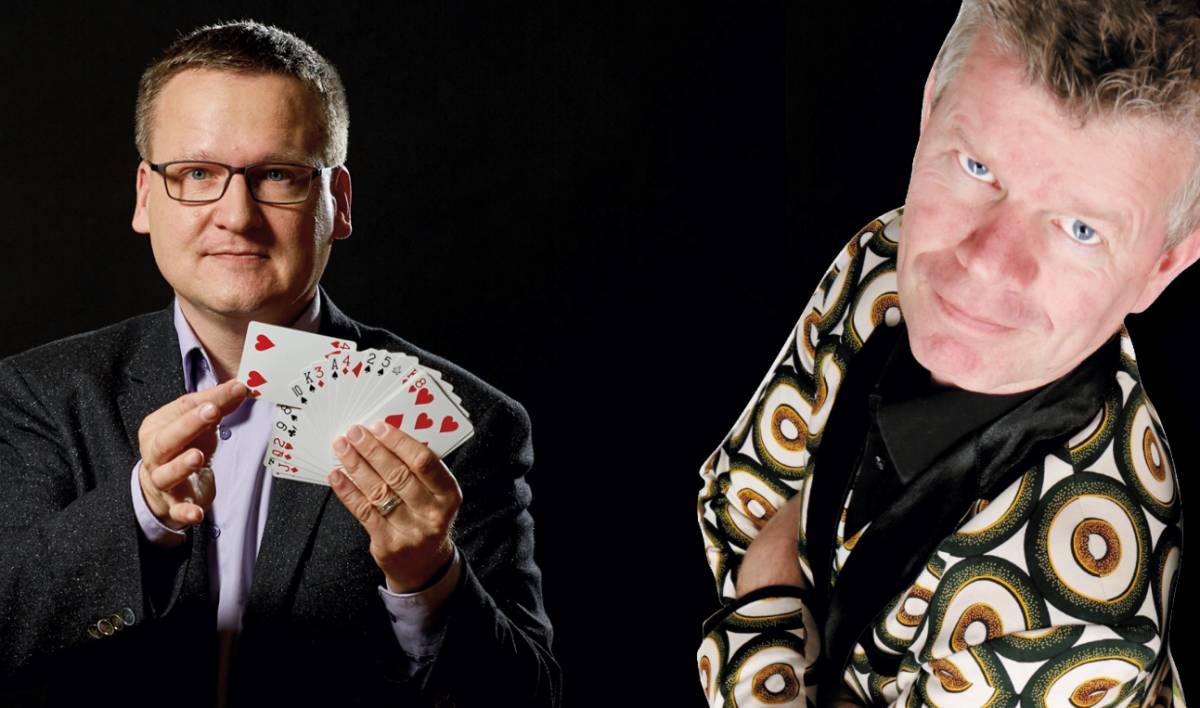 Comedy & Zauberei