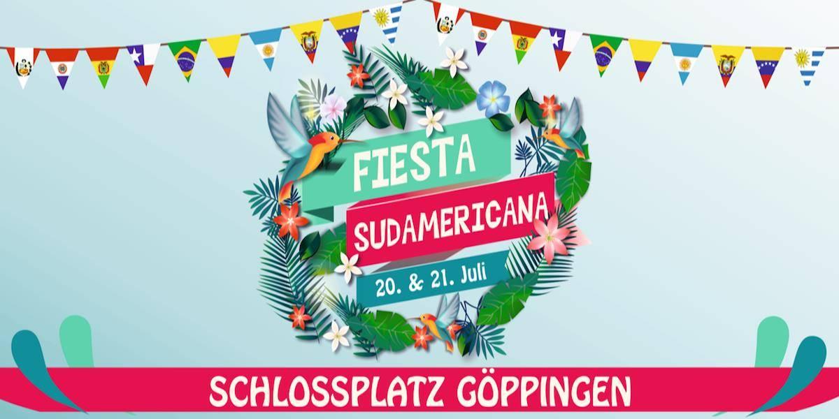 Fiesta Sudamericana