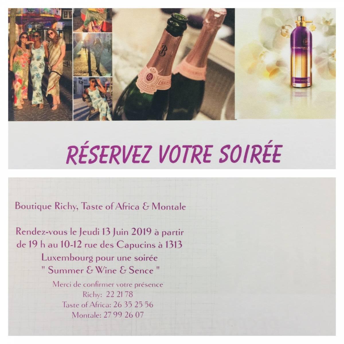 Summer & Wine & Scent