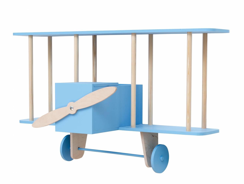 """Etagere Avion Chambre Bebe up! warsaw etagère """"double decker"""" pour chambre d'enfant"""