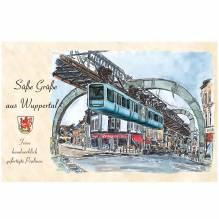 Wuppertaler Köstlichkeiten Pralinenmischung (bunt G15), 75g