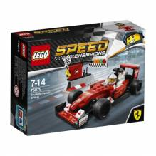 LEGO® Speed Champions 75879 Speed Scuderia Ferrari SF16-H, 184 Teile