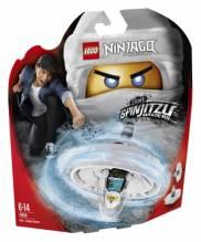 THE LEGO® NINJAGO® Movie? 70636 Spinjitzu-Meister Zane, 69 Teile