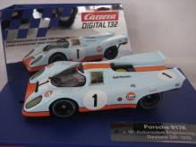 30749 Carrera Digital 132 Porsche 917K J.W. Automotive Engineering No. 1 24h von Daytona 1970