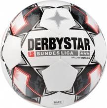 Fussball Derbystar Bundesliga Brillant APS Replica weiss Gr. 5