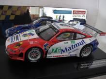 23810 Carrera Digital 124 Porsche 911 GT3 RSR IMSA Performance Matmut No. 76