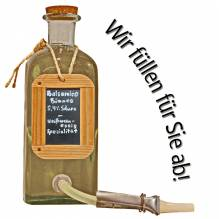 Laux 'Balsamico Blanco' Weißweinessig-Spezialität aromatisiert 5,4 % Säure, in verschiedenen Flaschenformen und Mengen!