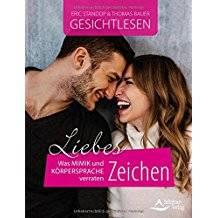 Liebeszeichen - Gesichtszeichen Buch