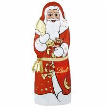 Lindt 'Weihnachtsmann' Vollmilch Schokolade, 125g