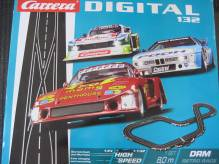 30002 Carrera Grundpackung Digital 132 DRM Retro Race