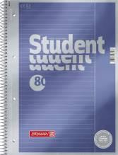 Collegeblock A4 Lin.25 Premium