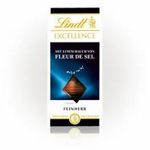 Lindt 'Excellence Fleur de Sel', 100g
