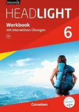 English G Headlight 06: 10. Schuljahr. Workbook mit e-Workbook und Audios Online. Allgemeine Ausgabe | Berwick, Gwen; Thorne, Sydney